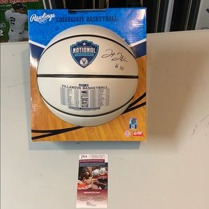 Other - Donte DiVincenzo Autograph Signed Villanova JSA